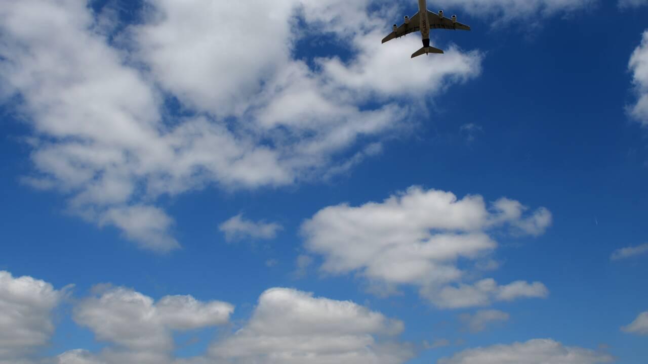 Réchauffement climatique: les décollages d'avions seront plus difficiles
