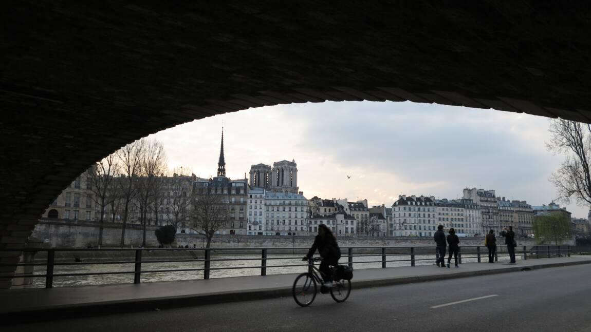 Paris: les berges de Seine rive droite bel et bien piétonnes