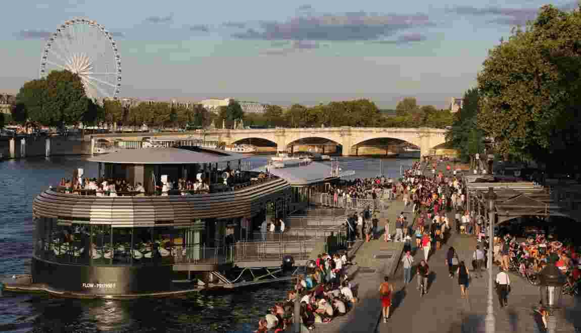 Paris: la piétonnisation des berges rive droite officialisée par un arrêté municipal