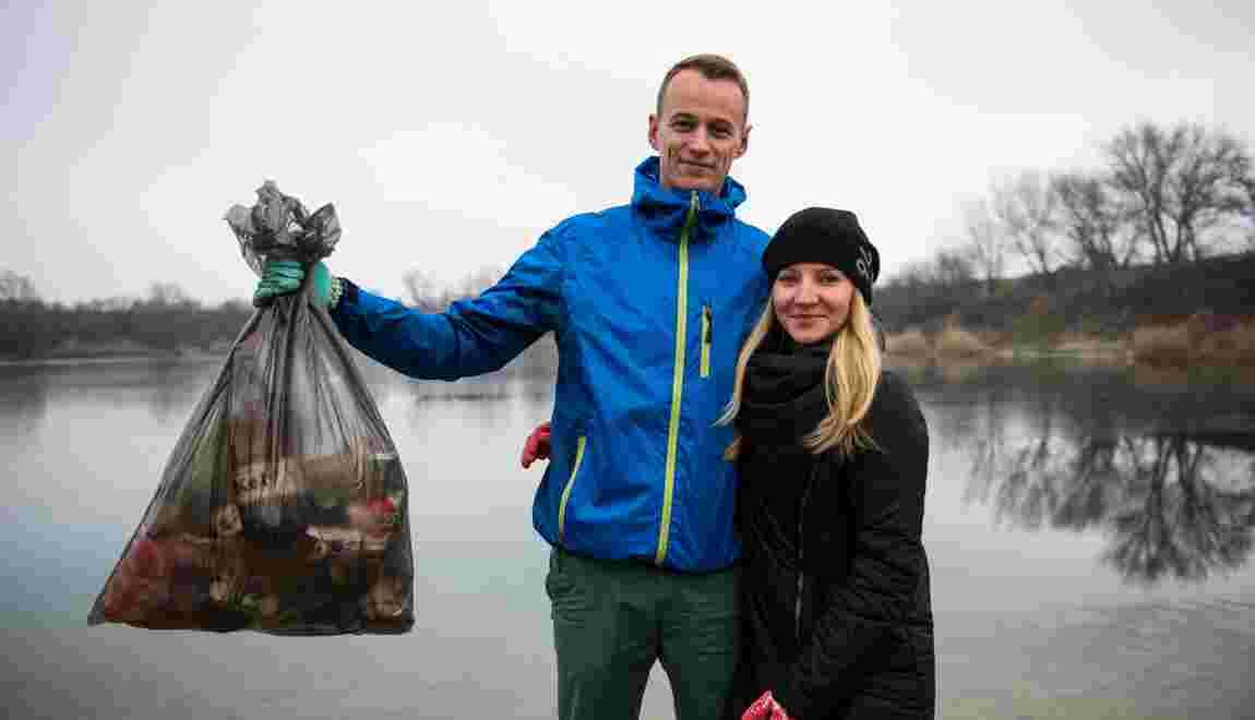 """Slovaquie: les """"Chasseurs d'ordures"""" sont dans la rue et sur la Toile"""