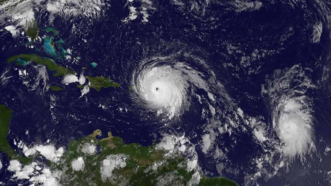 Climat: des ouragans plus intenses à cause du réchauffement