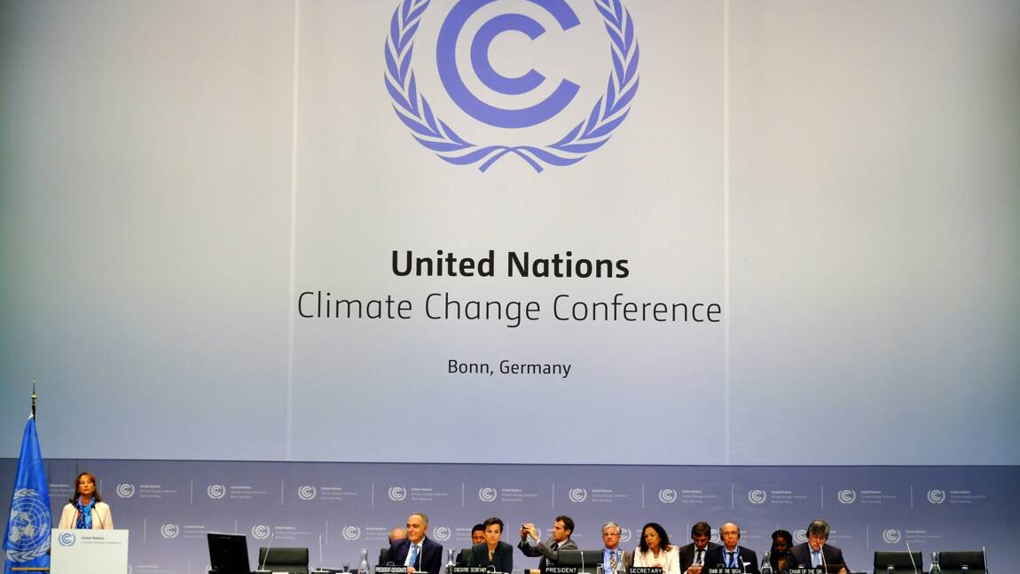 Fin des négociations climat à Bonn, l'incertitude américaine demeure