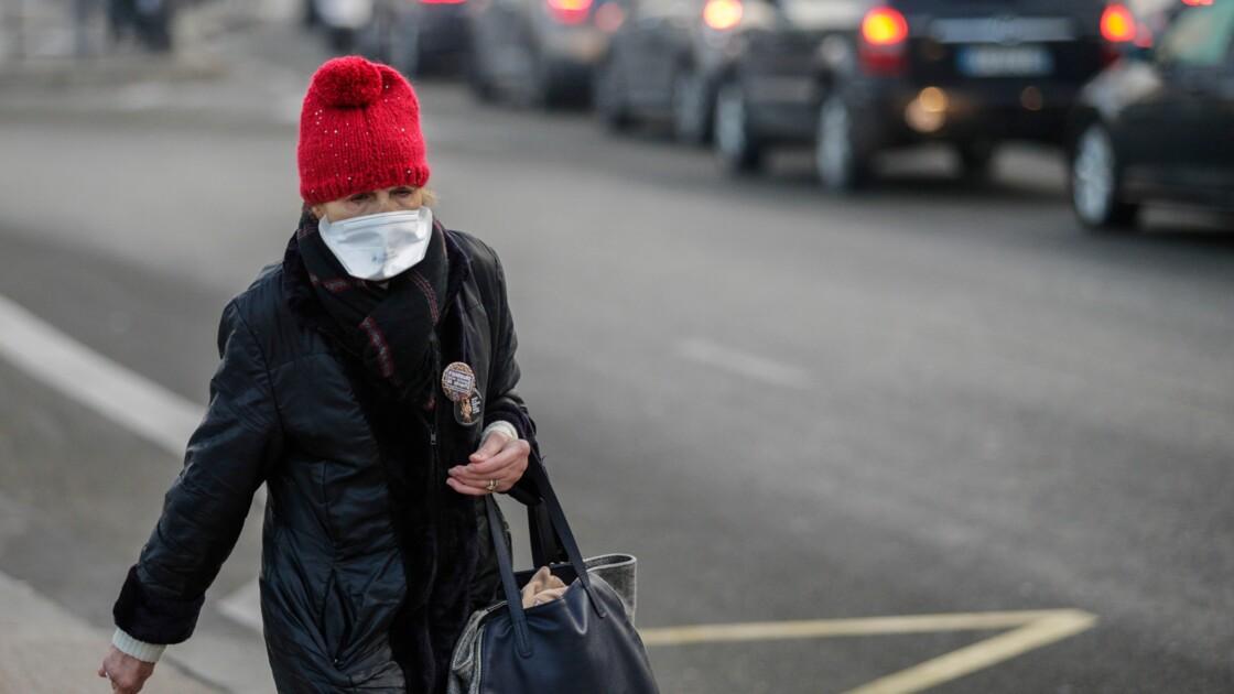 """Masques """"antipollution"""": pas assez de données attestant de leur intérêt, selon l'Anses"""