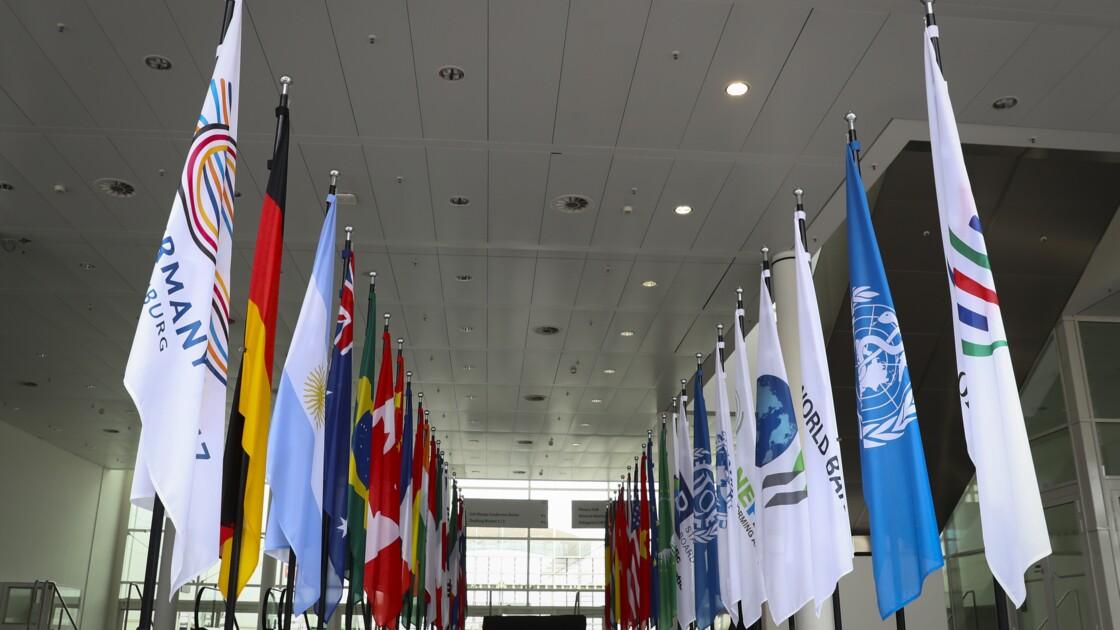 Climat: un G20 pour resserrer les rangs autour de l'accord de Paris
