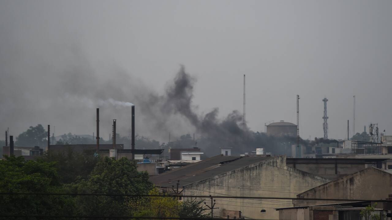 On étouffe ici : la ville indienne où l'air est le plus pollué du monde