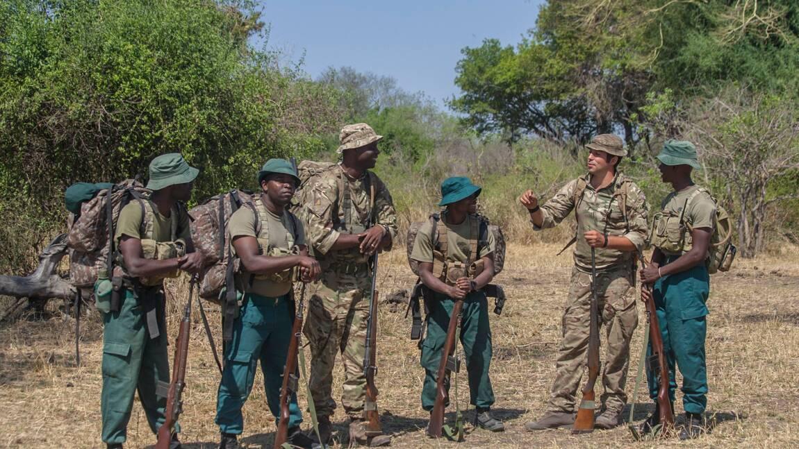 Au Malawi, l'armée britannique en renfort de la lutte contre le braconnage