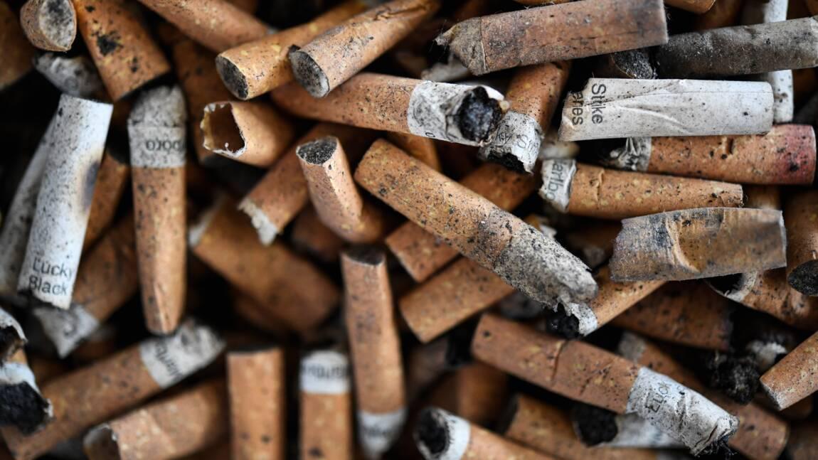 Mégots: les fabricants de tabac reçus jeudi au ministère de la Transition écologique