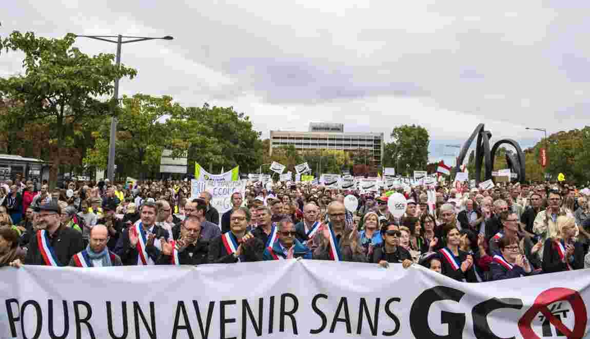 """Projet de rocade à Strasbourg: Hulot demande à Arcos de """"retravailler"""" le projet"""