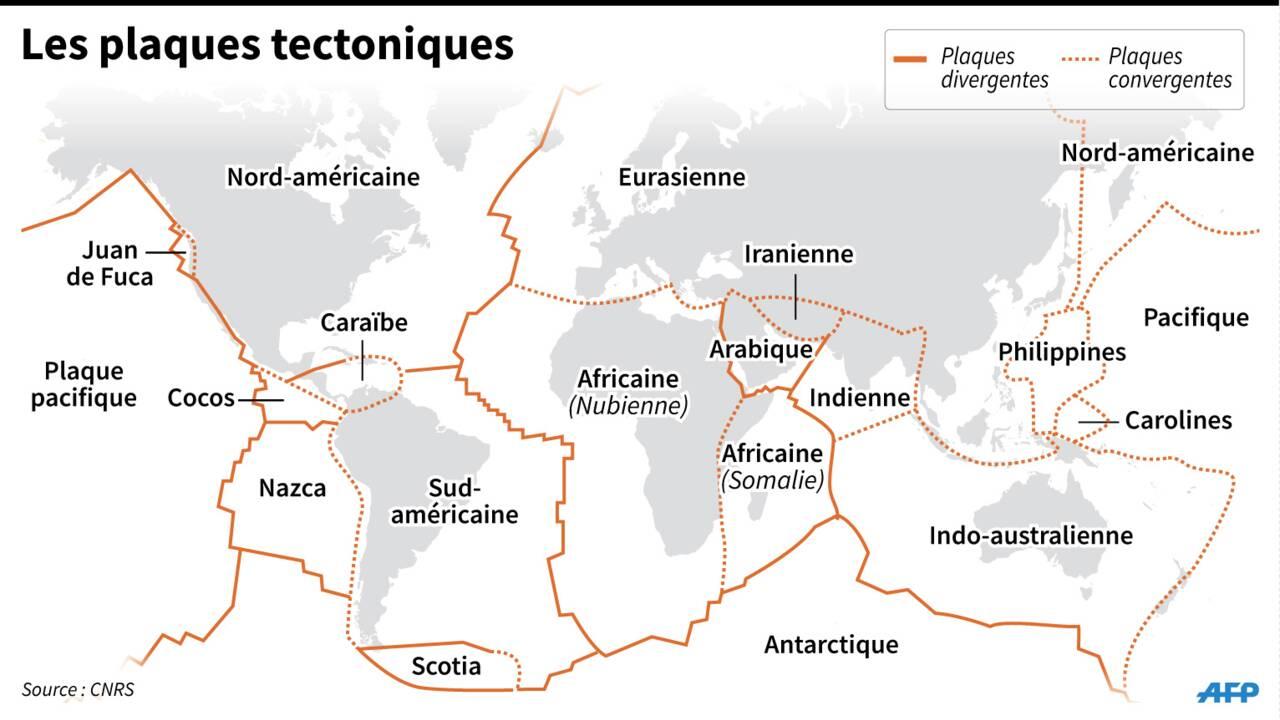 Mexico, particulièrement vulnérable face au risque sismique