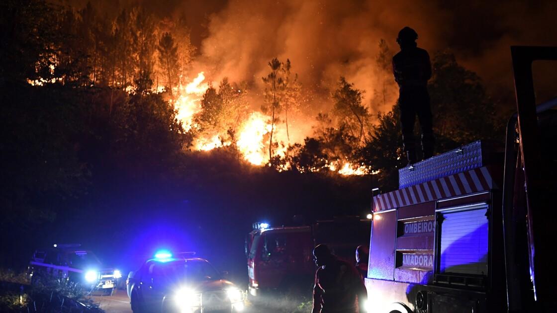 Portugal : poursuites judiciaires sans précédent après un feu de forêt meurtrier