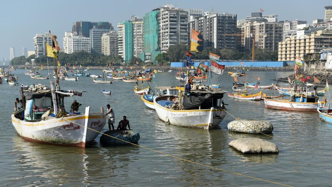 A Bombay, la colossale statue de la discorde