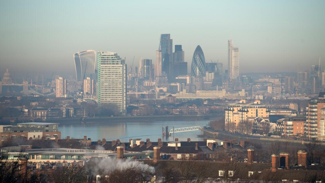A Londres, les rivières enterrées pourraient chauffer la ville