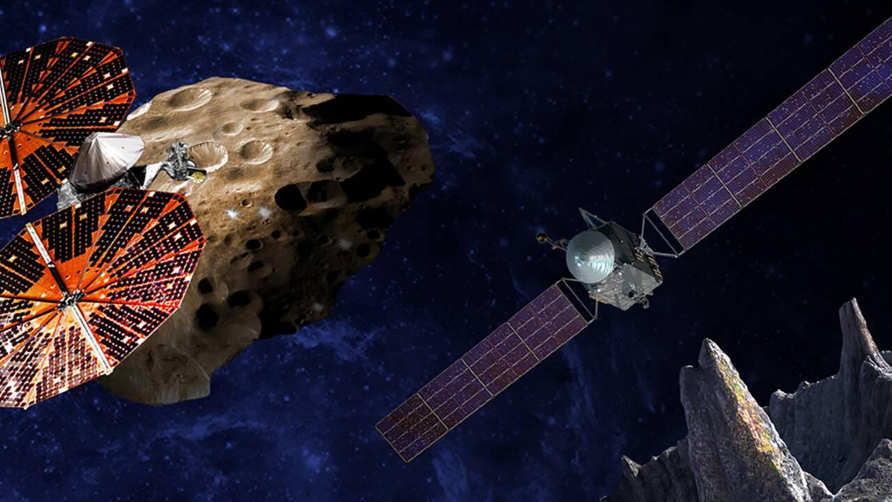 La Nasa veut aller scruter la prime jeunesse du système solaire