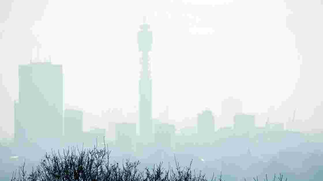 L'Europe face à un pic de pollution exceptionnel