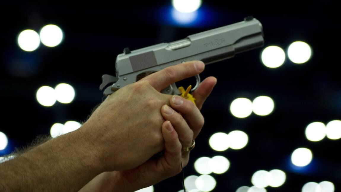 Moins de blessures par balle durant les conventions du lobby des armes NRA (étude)