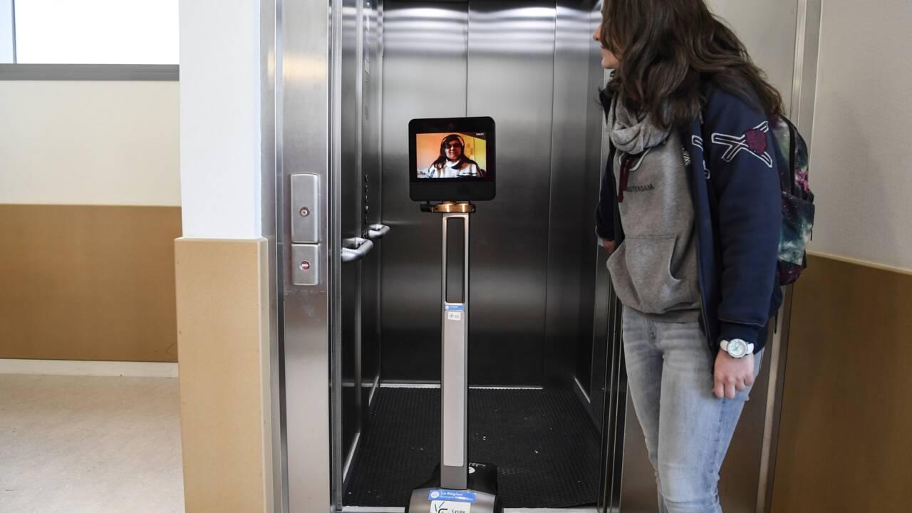 Avec ce robot, les enfants malades se télé-transportent