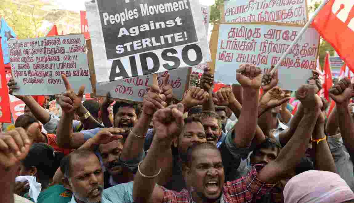 Inde: nouveau mort dans des manifestations contre une compagnie minière