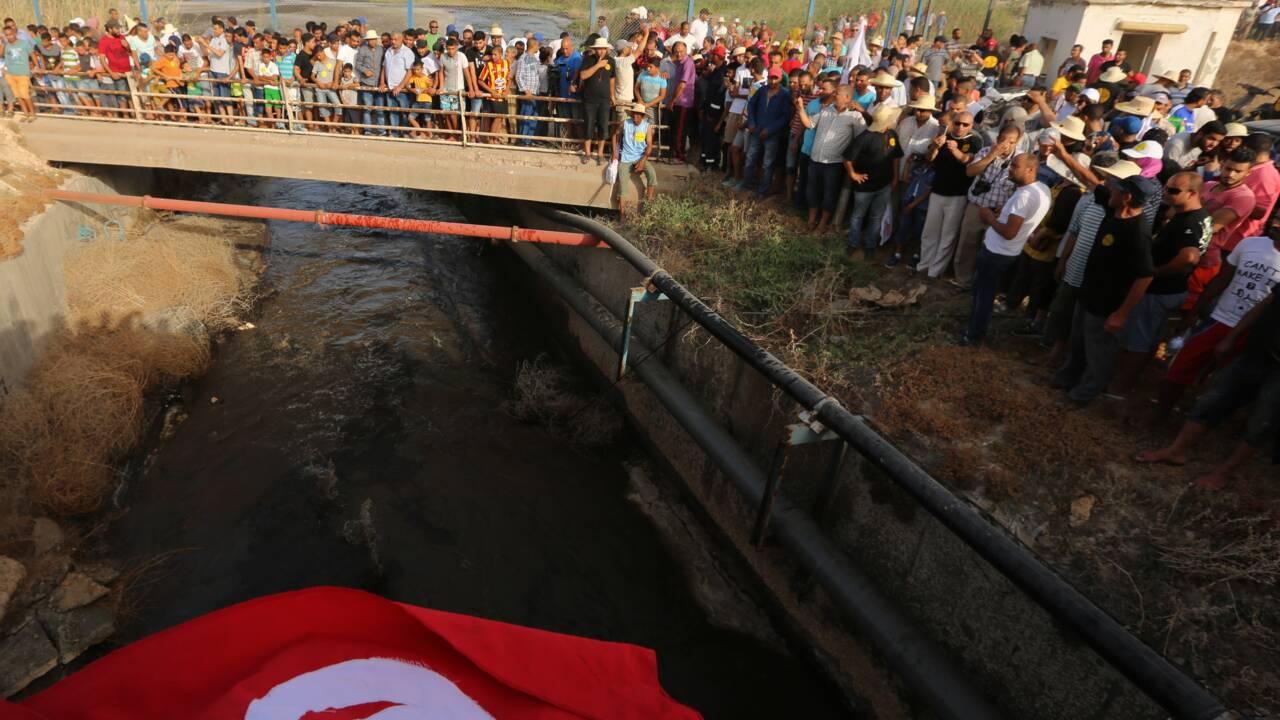 """En Tunisie, Gabès, ville """"victime"""", lutte contre la pollution industrielle"""