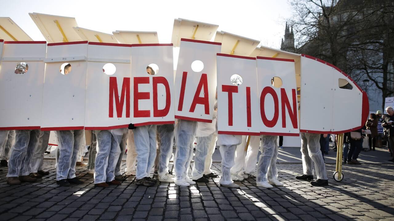 """ND-des-Landes n'est """"pas l'aéroport du XXIe siècle"""", selon les médiateurs"""