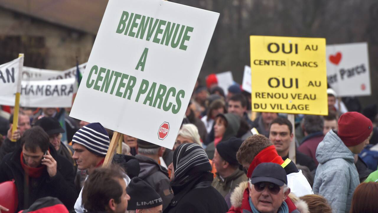 Le Center Parcs de Roybon retourne devant la justice