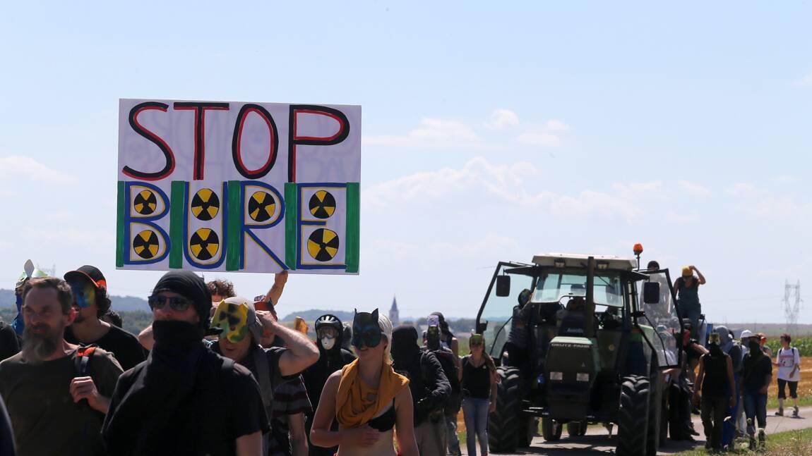 Déchets nucléaires à Bure: les opposants marquent un point