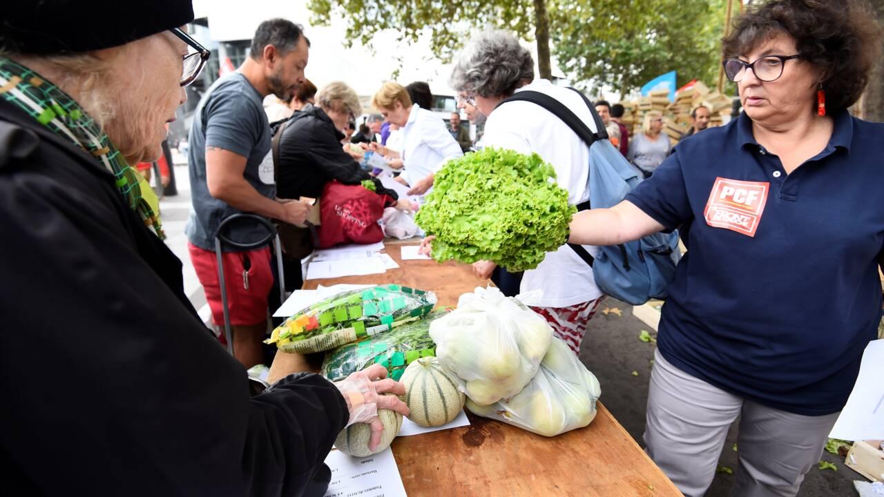 L'agriculture de proximité à l'assaut de la Bastille