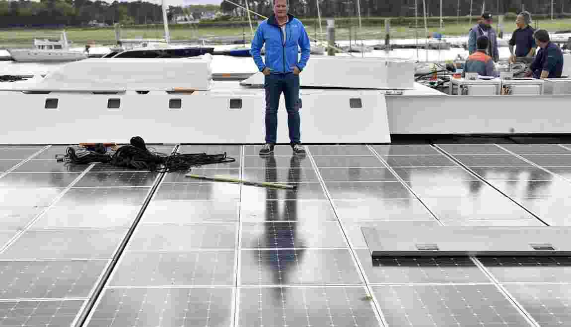 Marco Simeoni, un entrepreneur suisse au service des océans
