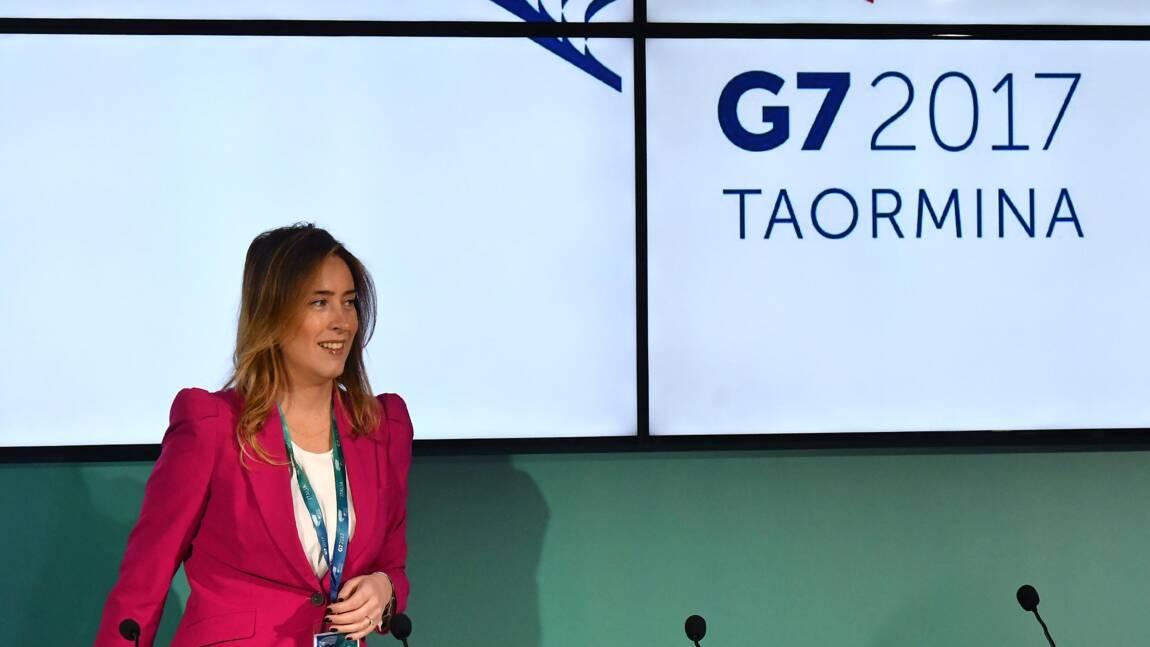 L'accord de Paris sur le climat à l'épreuve d'un G7 avec Trump