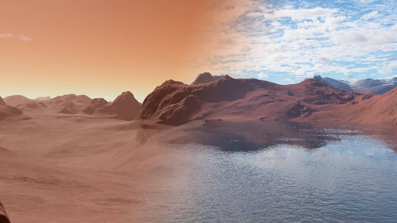 Sous les terres du désert d'Atacama, l'espoir de trouver la vie sur Mars