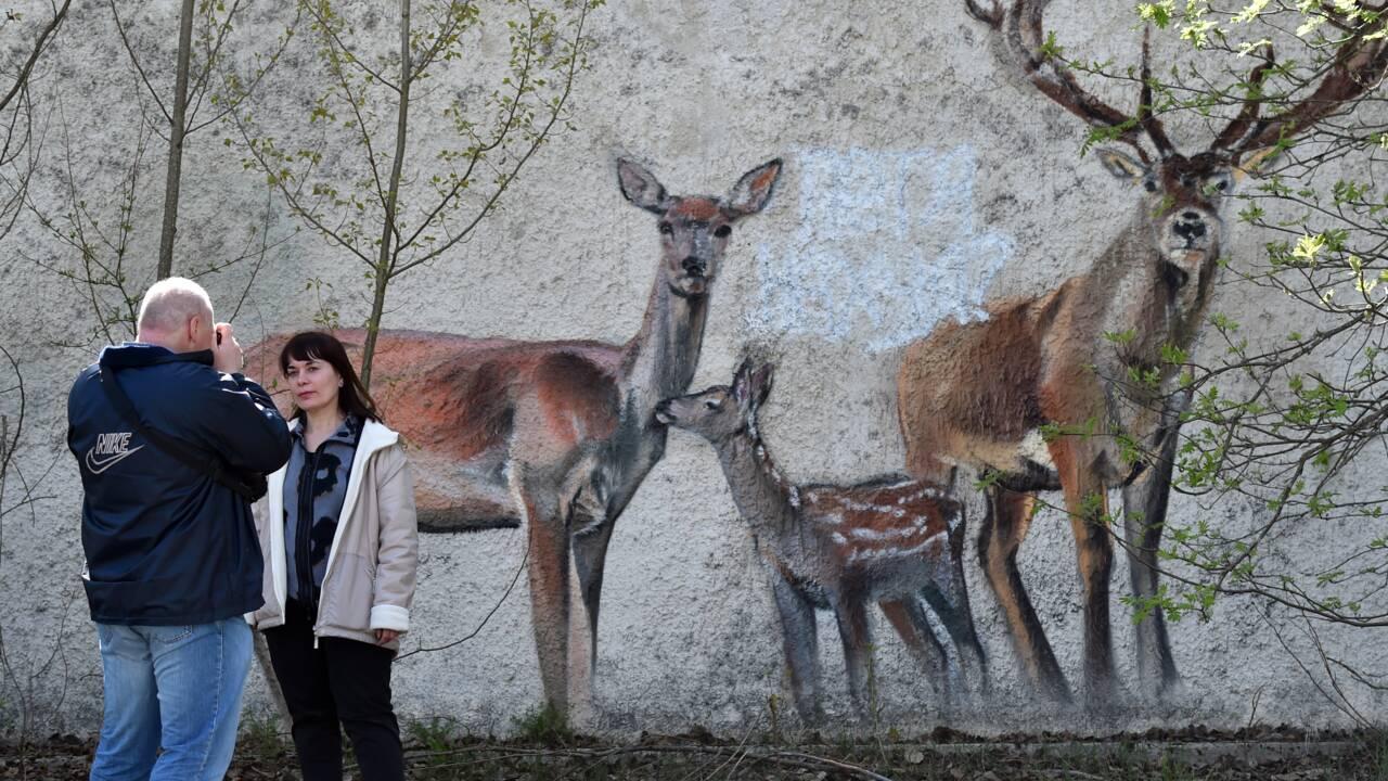 Trente-deux ans après Tchernobyl, Natalia retourne enfin chez elle