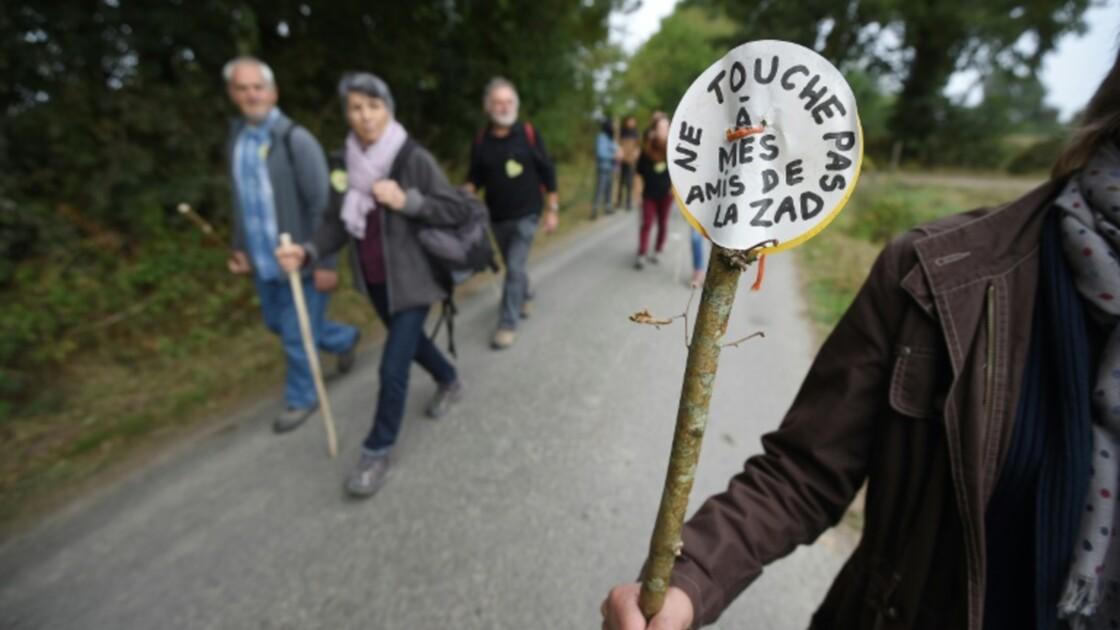 """N-D-des-Landes: une évacuation """"compliquée aujourd'hui"""""""
