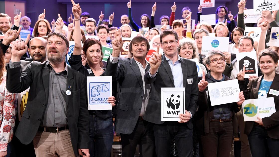 Climat: Canfin (WWF) pour l'inscription de l'accord de Paris dans la Constitution