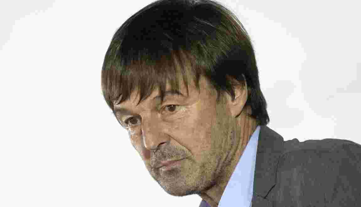 Présidentielle: l'écologiste Hulot ne soutiendra aucun candidat