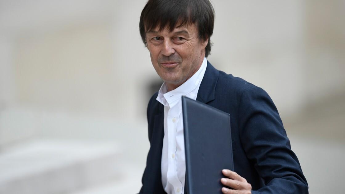 """ND-des-Landes: Nicolas Hulot veut """"remettre les choses à plat"""""""