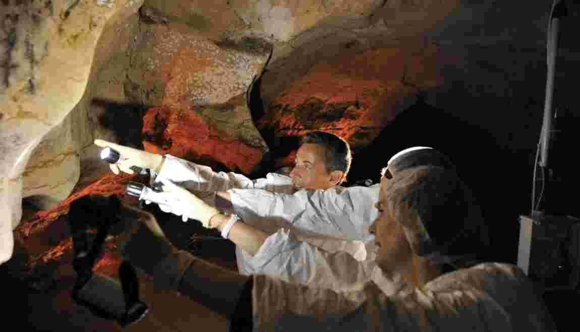 La nature doit reprendre ses droits dans la grotte de Lascaux