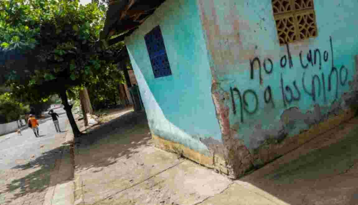Nicaragua: manifestation contre le canal inter-océanique réprimée