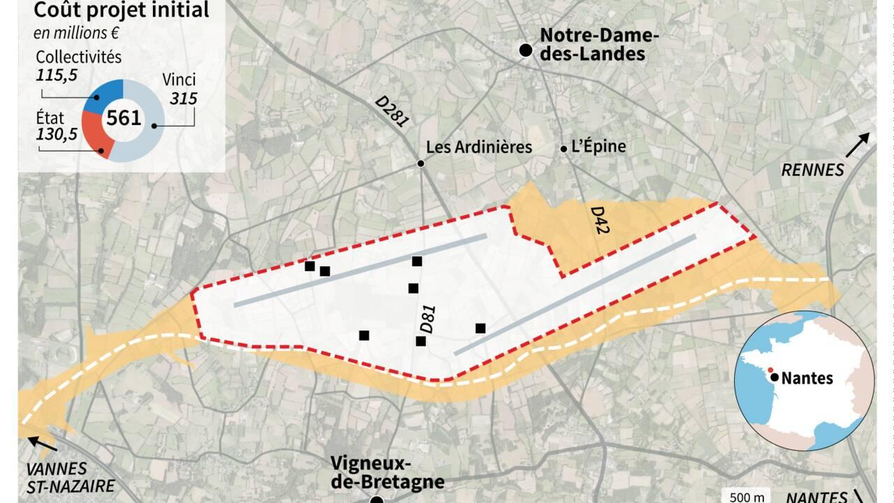 Notre-Dame-des-Landes: des patrons vendéens lancent une pétition contre le projet