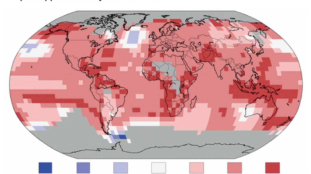 La montée du niveau des océans pourrait être plus rapide que prévu