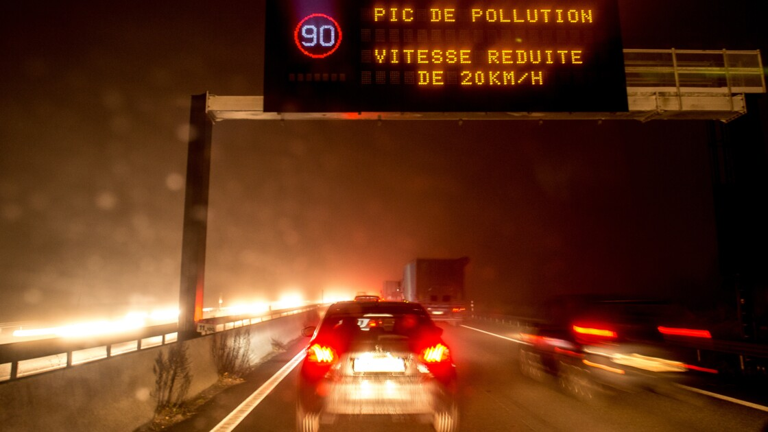 Pollution: alerte aux particules fines en Haute-Garonne