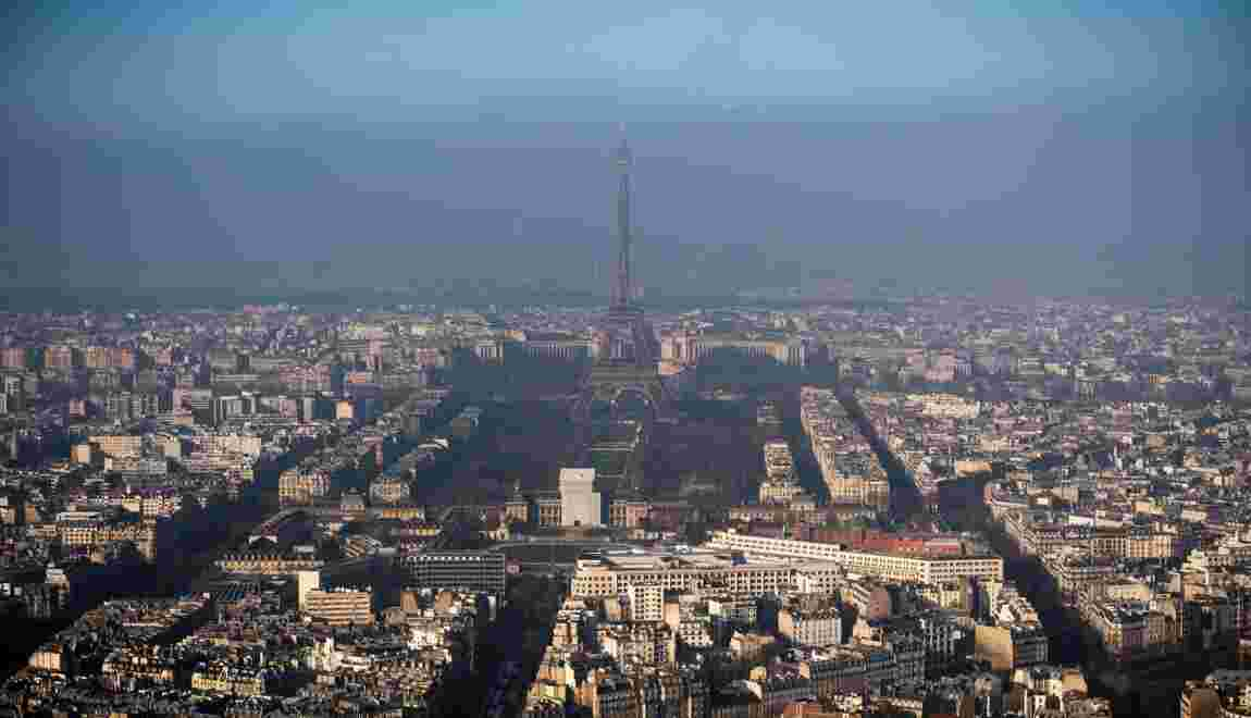 Qualité de l'air et mobilité: Paris peut mieux faire, estime Greenpeace
