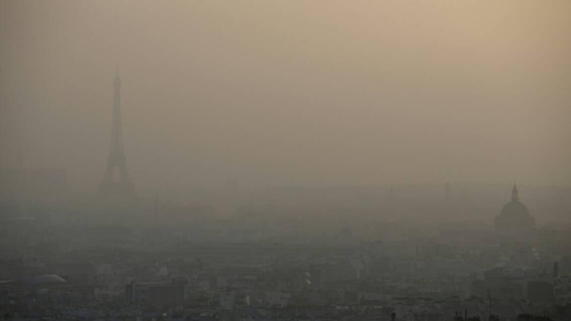 Près de 500.000 Européens tués chaque année par la pollution de l'air