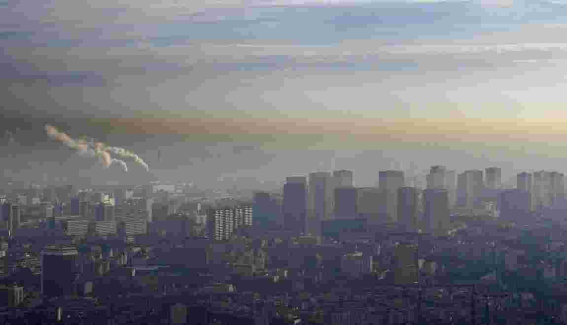 Ile-de-France: le pic de pollution devrait se poursuivre samedi