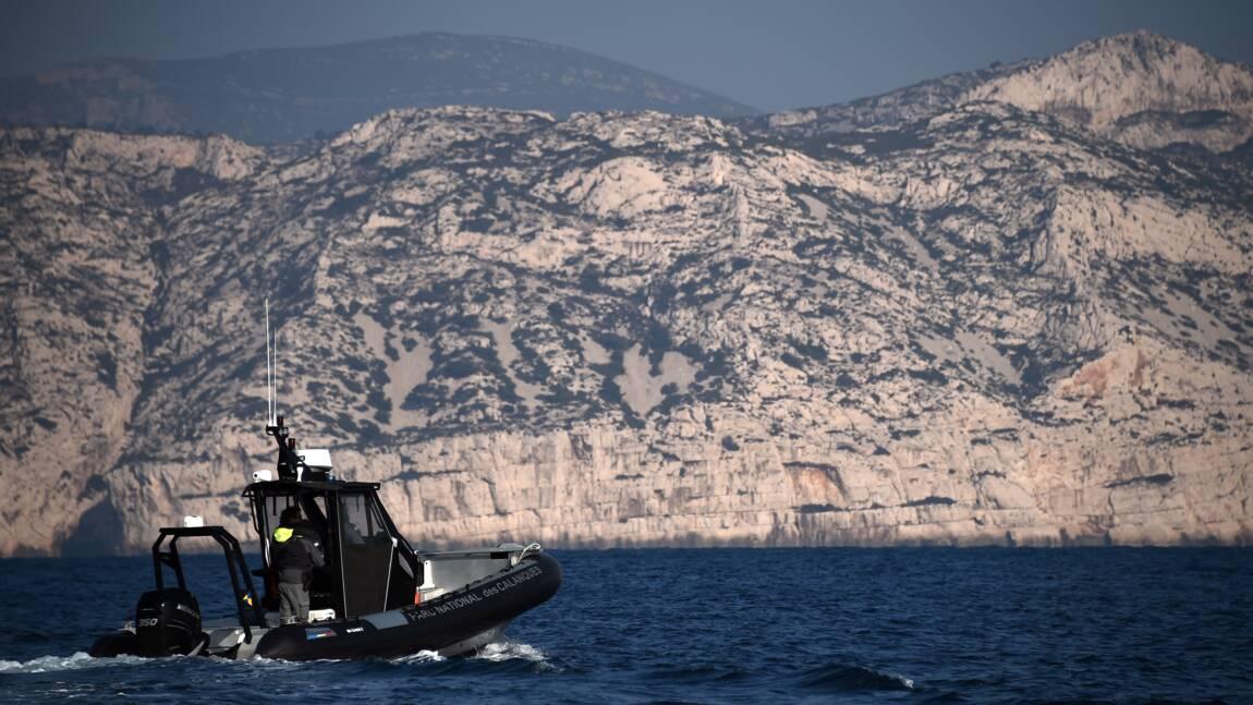 A Marseille, un procès emblématique contre des braconniers sous-marins des Calanques