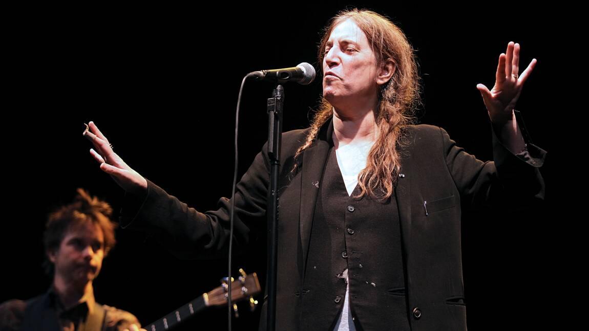 Patti Smith tête d'affiche d'un concert pour le climat