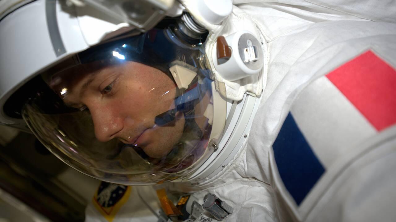 Thomas Pesquet revient sur Terre le 2 juin