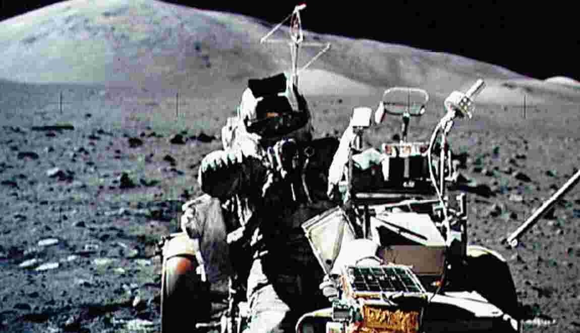 Des scientifiques surpris par l'arrêt d'un programme de robot lunaire de la Nasa