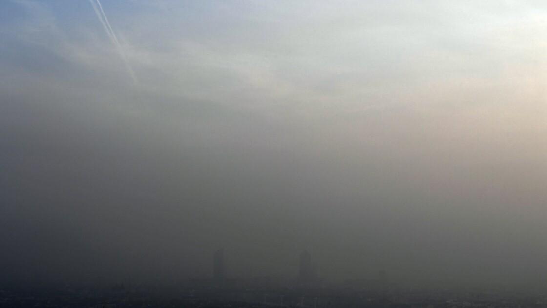 Pollution: circulation alternée reconduite mardi à Lyon et Villeurbanne