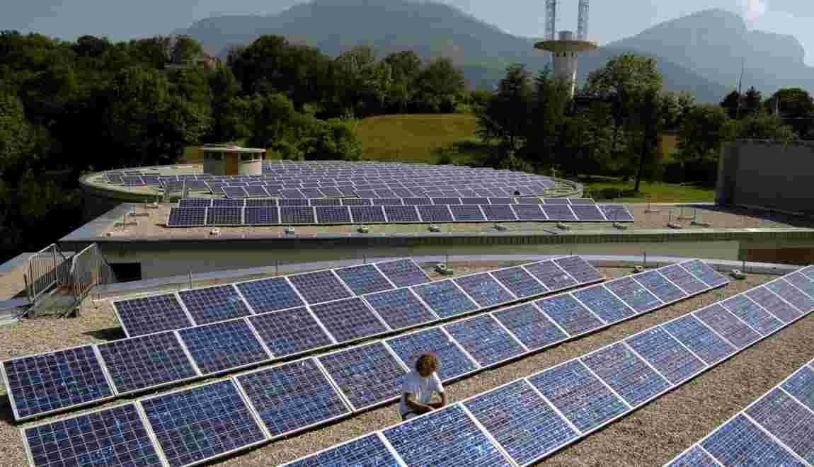 """Solaire: les panneaux auront bientôt payé leur """"dette énergétique"""""""
