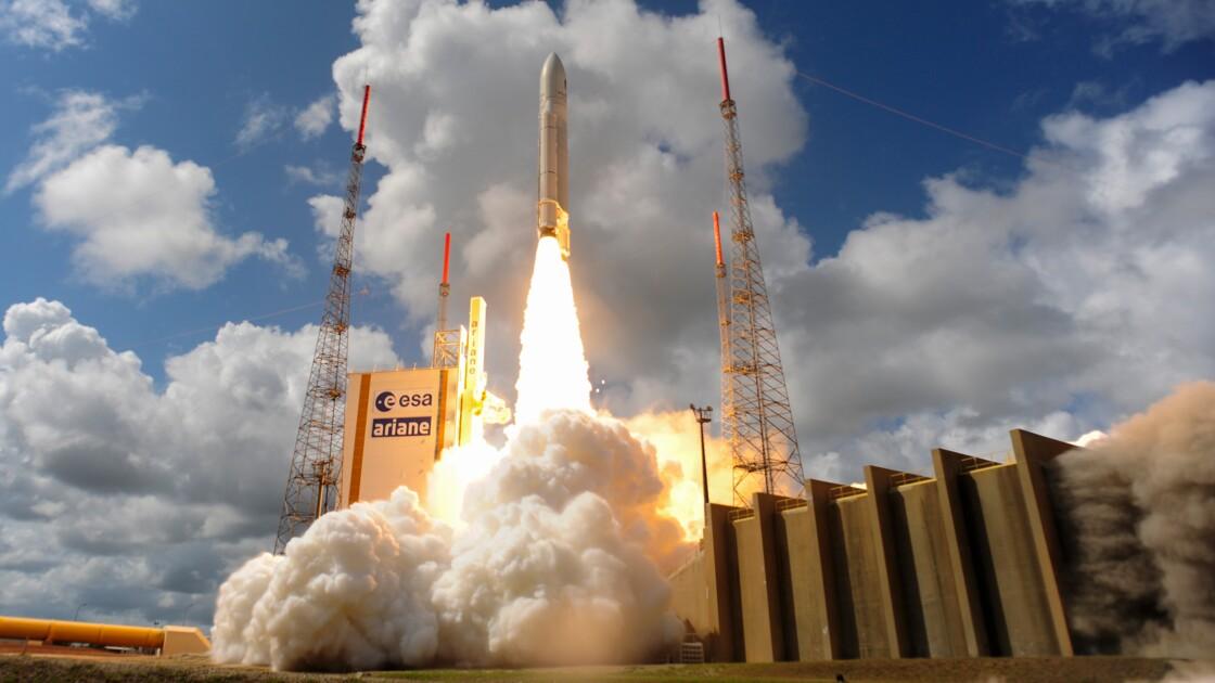 """Galileo, le """"GPS européen"""", fait ses premiers pas jeudi"""