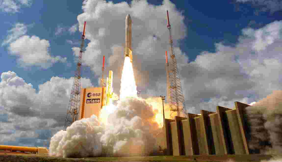 """Top départ pour Galileo, le """"GPS européen"""""""